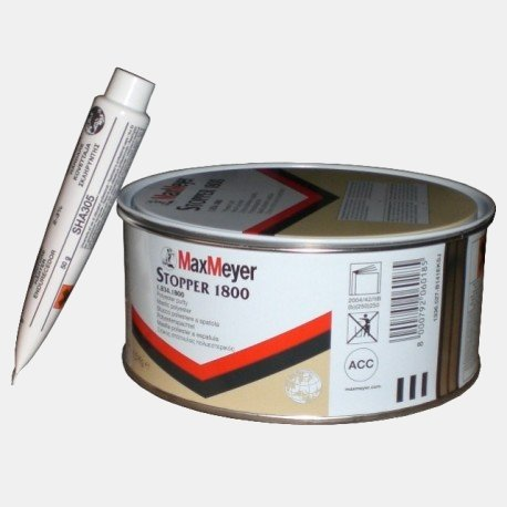 Max Meyer 1800 Soft plus Polyester Macun