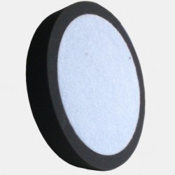 Velcro Polishing Sponge - Black