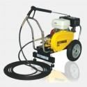 Cold washer with Gasoline engine