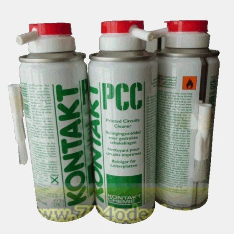 Cleaner and flux remover for PCBs