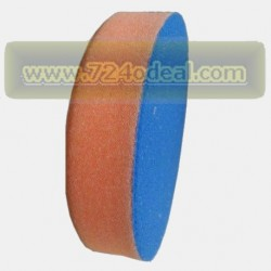 Velcro Paste & Polishing Pad - Orange