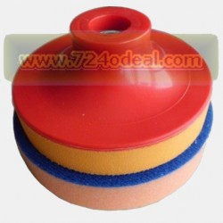 Velcro Polishing Pad Plate
