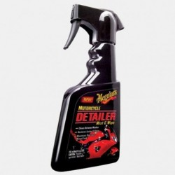 Motorcycle Detailer Mist and Wipe