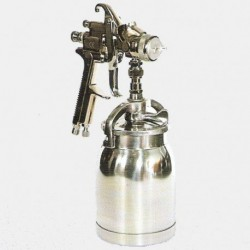 Bottom Tank Paint Spray Gun HP