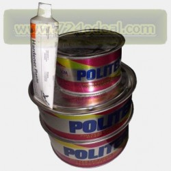 Polyester Glass Fiber Putty