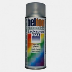 Spray Clear Coat for RAL colors 400 ml