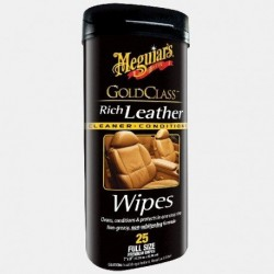 Gold Class Leather Conditioner Wipes
