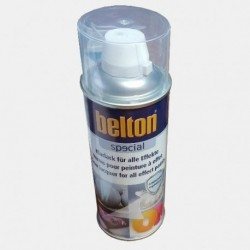 Spray Clear Coat for all effect series 400 ml