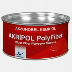 Poly Fiber Glass Fiber Polyester Putty