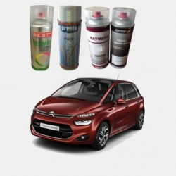 CITROEN Filled Spray Car Paints