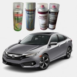 HONDA Filled Spray Car Paints