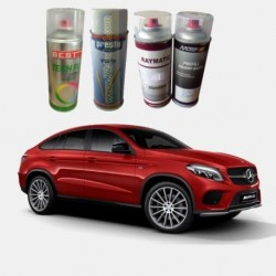 MERCEDES Filled Spray Car Paints