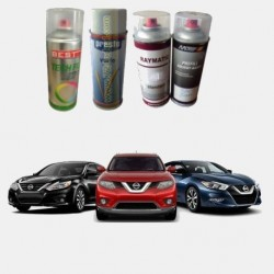 NISSAN Filled Spray Car Paints