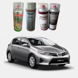 Toyota Filled Spray Car Paints