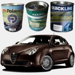 ALFA ROMEO Filled Can Auto Paints