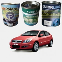 CHERY Filled Can Auto Paints