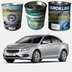 CHEVROLET Filled Can Auto Paints
