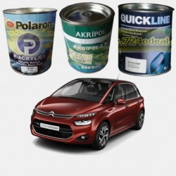 CITROEN Filled Can Auto Paints
