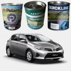 TOYOTA Filled Can Auto Paints