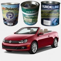 VOLKSWAGEN Filled Can Auto Paints