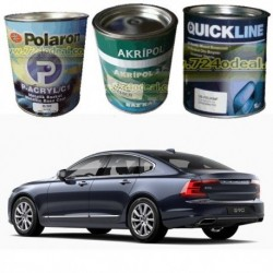VOLVO Filled Can Auto Paints