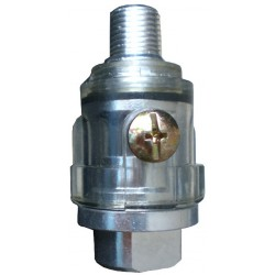 Oiler for grinding machine
