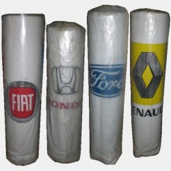 Disposable Car Seat Covers-Printed