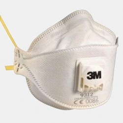 Foldable Valved Dust/ Mist Respirator FFP1