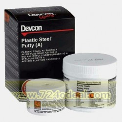 Plastic Steel Putty (A) 500 gr.