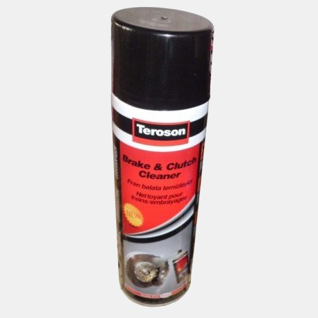 Brake and Clutch Parts Cleaner