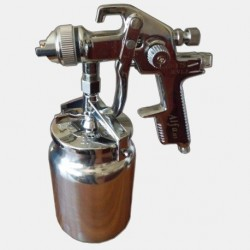 HVLP Gravity Type Spray Paint Gun