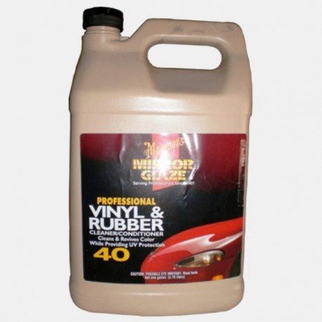 Vinyl & Rubber Cleaner/Conditioner