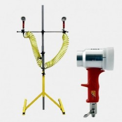 Air Dryer Gun and Stand