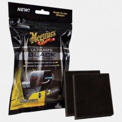 Ultimate Black Trim Sponges -2 Sponges