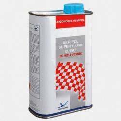 2K Super Rapid Clearcoat