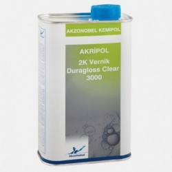 Duragloss Clear 3000 2K Vernik