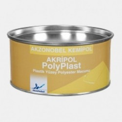 Polyplast Polyester Putty
