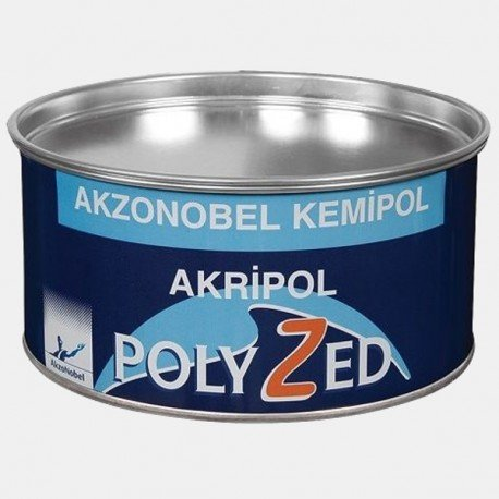 Akzo Akripol PolyZed Polyester Filling Compound