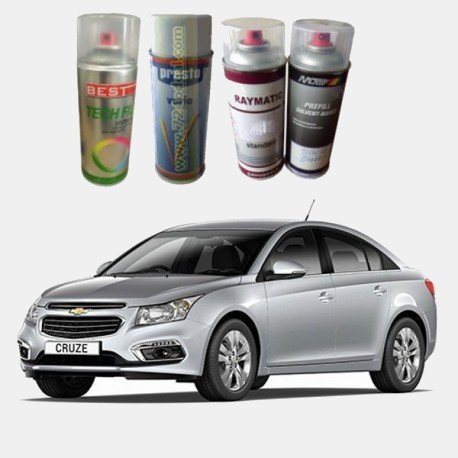 CHEVROLET Filled Spray Car Paints