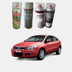 CHERY Filled Spray Car Paints