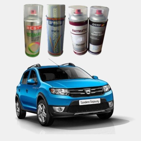 DACIA Filled Spray Car Paints