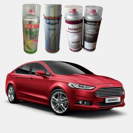 FORD Filled Spray Car Paints