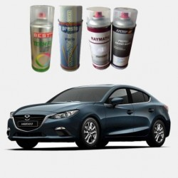 MAZDA Filled Spray Car Paints