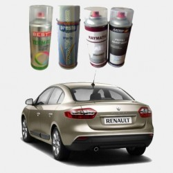 Renault Filled Spray Car Paints
