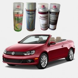 Volkswagen Filled Spray Car Paints