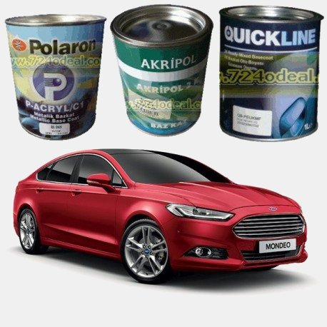 FORD Filled Can Auto Paints