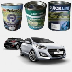 HYUNDAI Filled Can Auto Paints