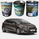 KIA Filled Can Auto Paints