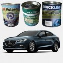 MAZDA Filled Can Auto Paints