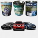 NISSAN Filled Can Auto Paints